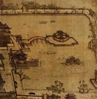 金明池争标图