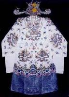 十团龙蟒( 织绣工艺  戏剧服装 )
